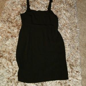 Ann Taylor dress with bow strap dress